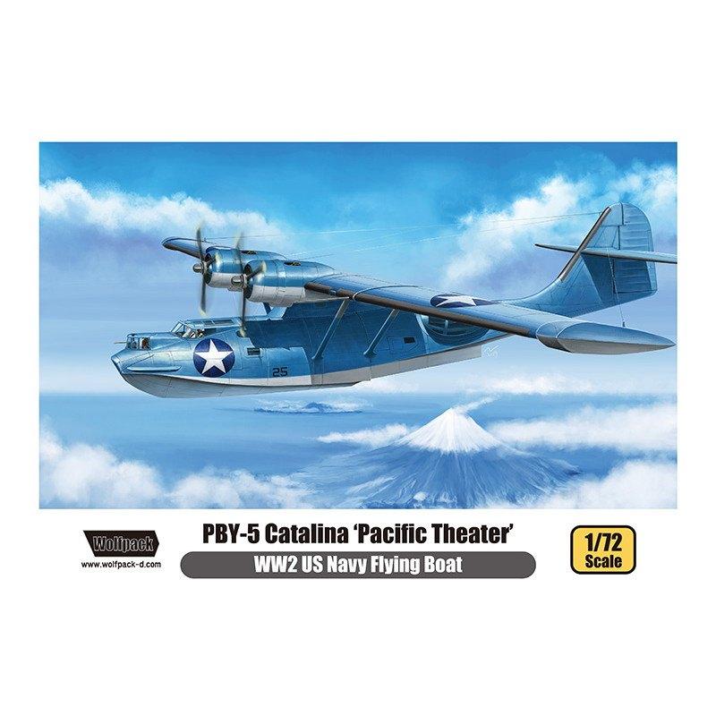 【新製品】WP17204 PBY-5 カタリナ パシフィックシアター プレミアムエディションキット