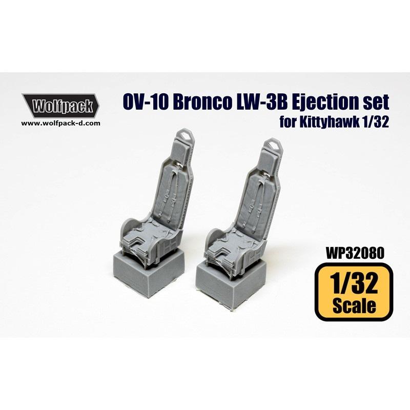【新製品】WP32080 OV-10 ブロンコ LW-3B イジェクションシート