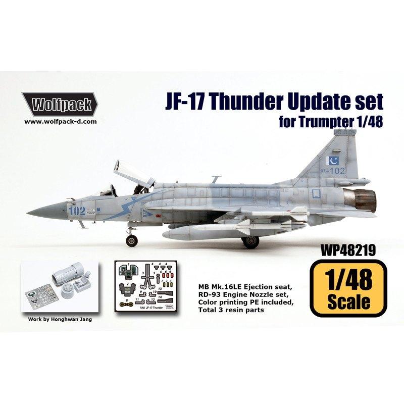 【新製品】WP48219 JF-17 サンダー アップデートセット