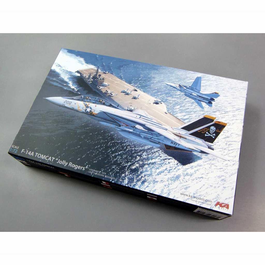 【新製品】KP72001A グラマン F-14A トムキャット ジョリーロジャース