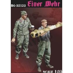 【新製品】35132 WWII 独 ドイツ陸軍「もう一つ」描き足されたキルマーク