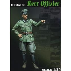 【新製品】35133 WWII 独 ドイツ陸軍「上官殿!」