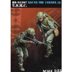 【新製品】35307 ベトナム戦争 米海兵隊 MSMC 「間近だぞ!」(3)(2体セット)
