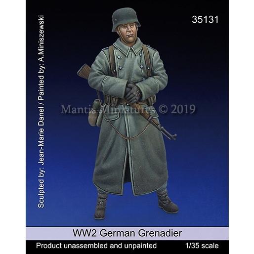 【新製品】35131 WWII 独 ドイツ陸軍擲弾兵