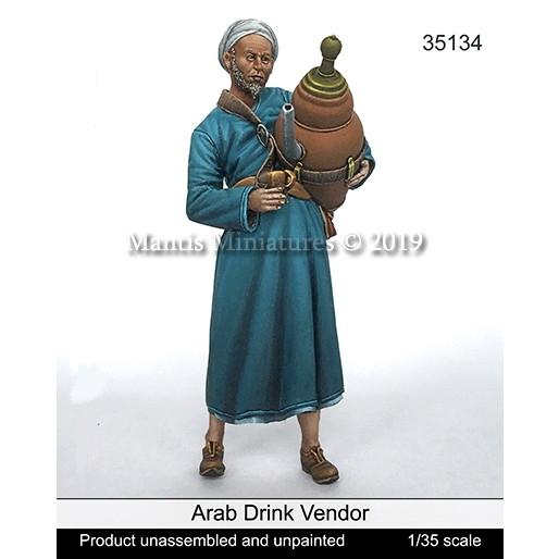 【新製品】35134 アラブの水売り