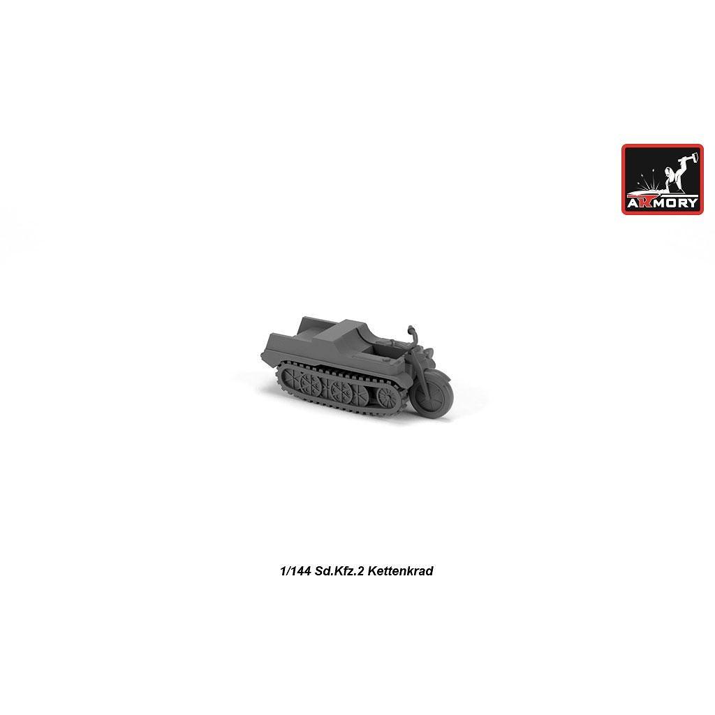 【新製品】14202 ドイツ Sd.Kfz.2 ケッテンクラート