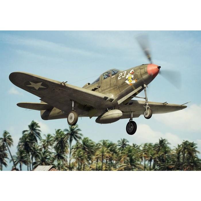 【新製品】BRP144011 ベル P-39D/E/K エアラコブラ