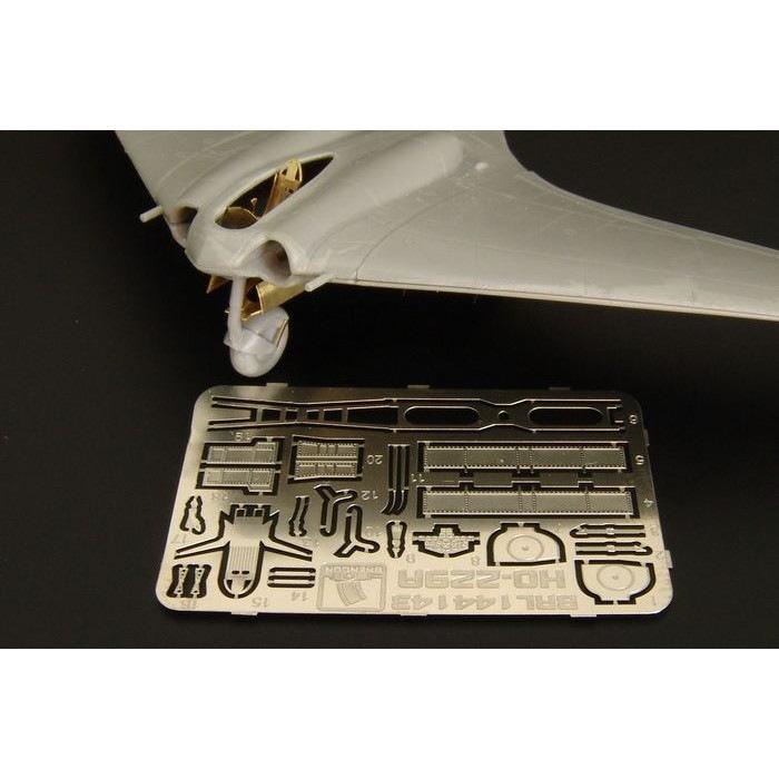 【新製品】BRL144143 ホルテン Ho229A エッチングパーツ