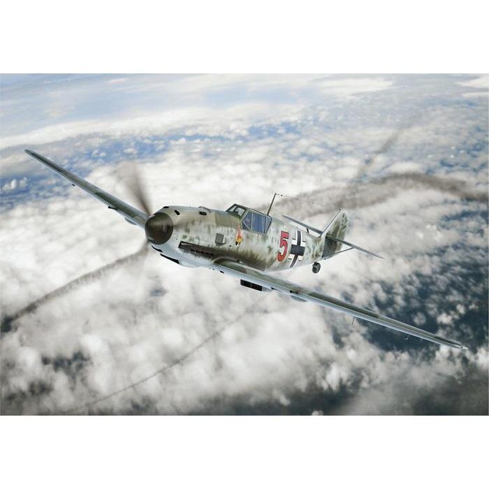 【新製品】BRP72033 メッサーシュミット Bf109T-2