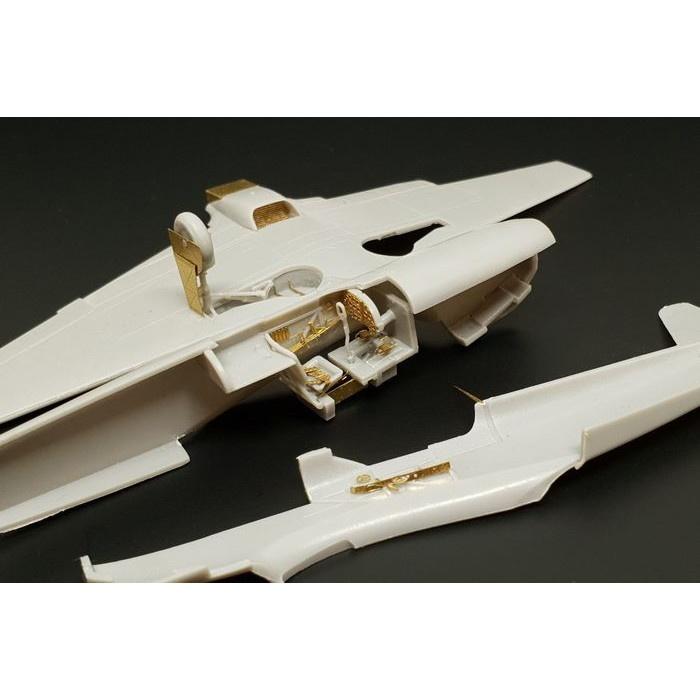【新製品】BRL72194 ヤコブレフ Yak-1b エッチングパーツセット