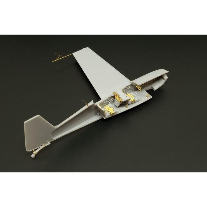 【新製品】BRL72200 エクストラ ER-300L/330LC エッチングパーツセット