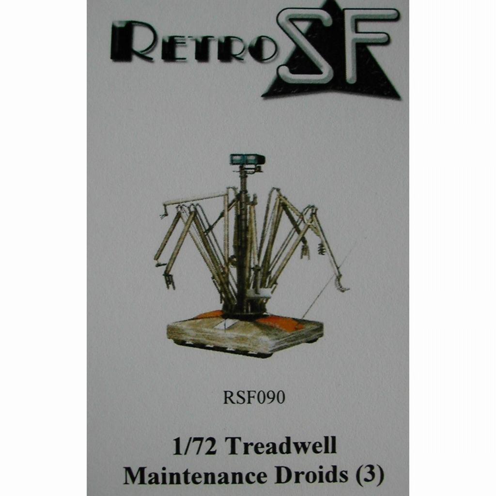 【新製品】RSF090 スターウォーズ WED トレッドウェル 修理ドロイド