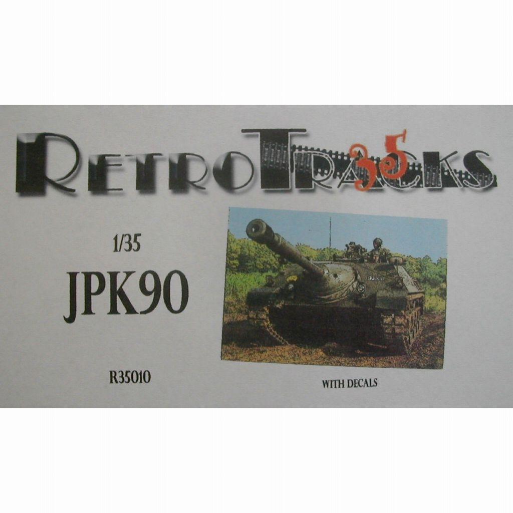 【新製品】R35010 ベルギー JPK-90 駆逐戦車