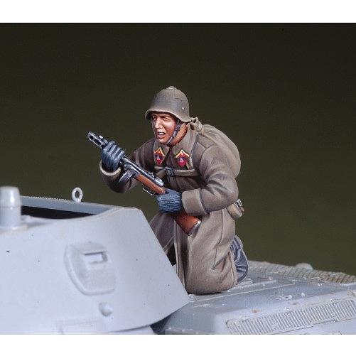 【新製品】DO35012 WWII ロシア タンクライダー #3