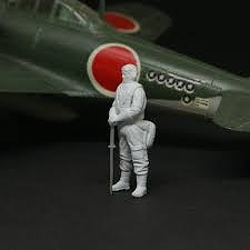 【新製品】NS-F-72012 旧日本海軍パイロット