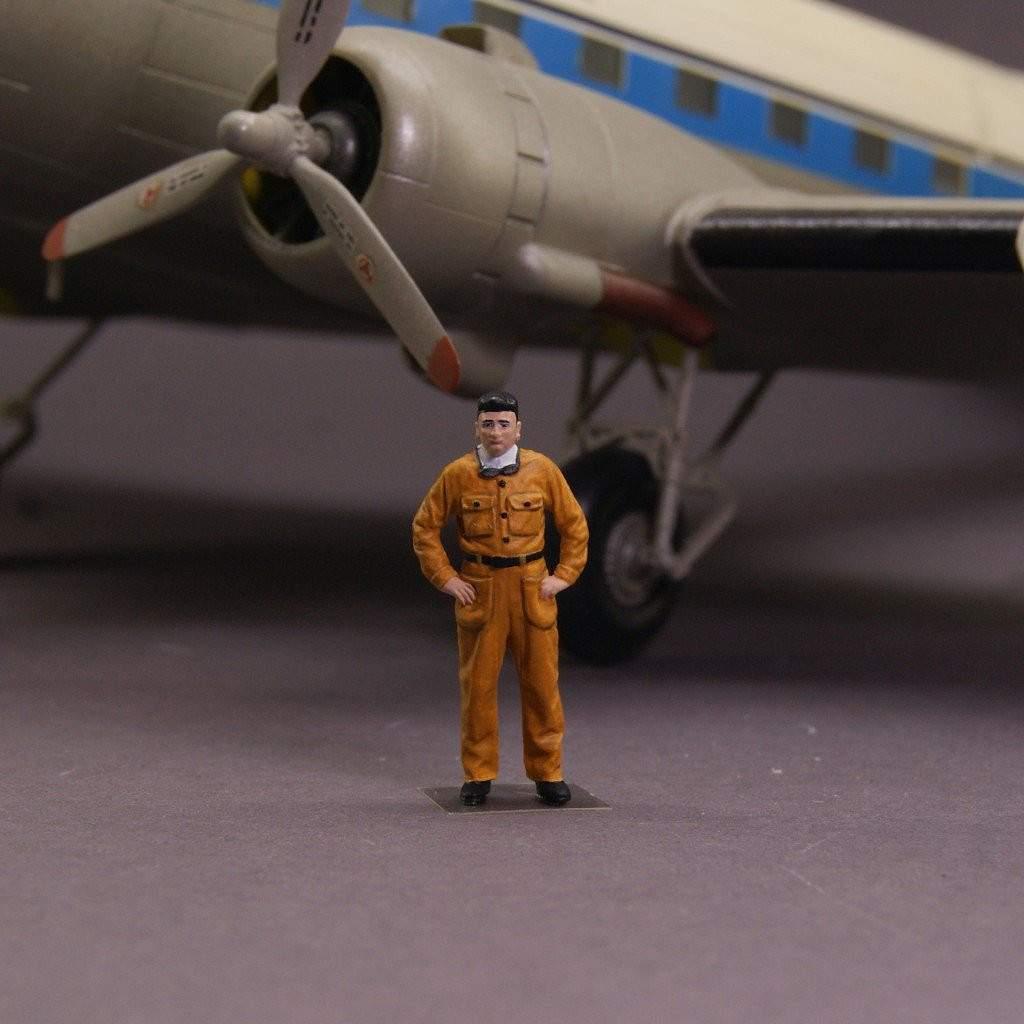 【新製品】NS-F-72016 飛行機 整備士#1