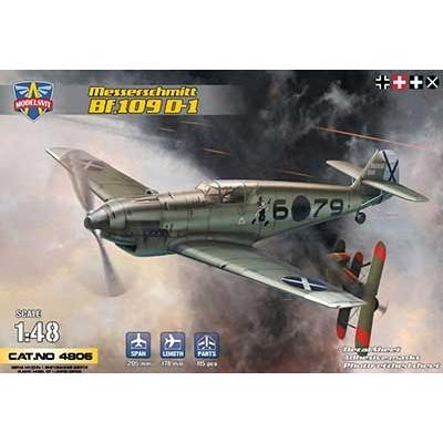 【新製品】4806 メッサーシュミット Bf109D-1 戦闘機