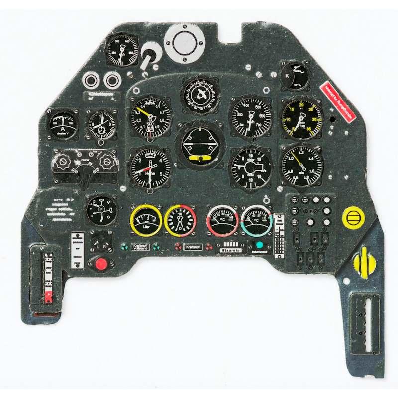 【新製品】YMA3244 ユンカース Ju87D/G スツーカ 計器盤