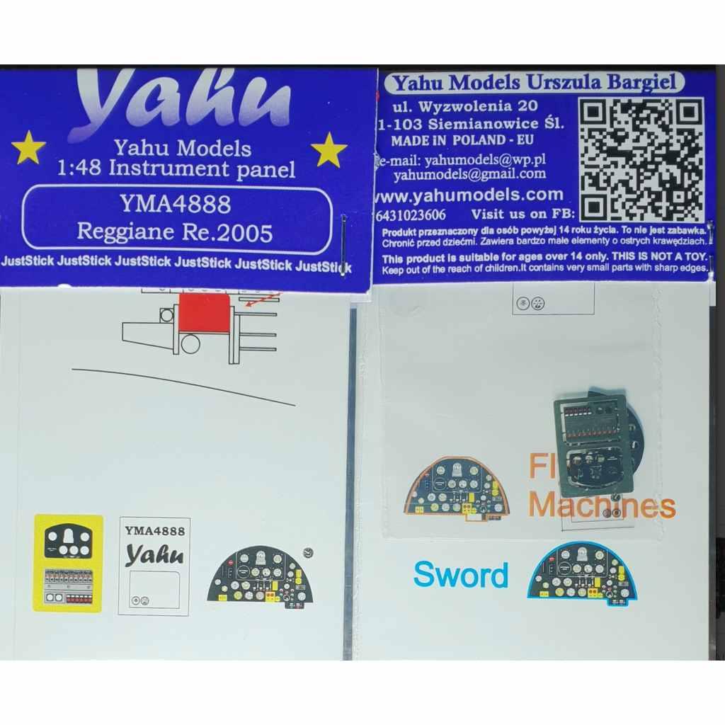 【新製品】YMA4888 レジアーネ Re.2005 計器盤