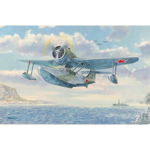 【新製品】48003 ベリエフ Be-4 WWII ソ連偵察飛行艇
