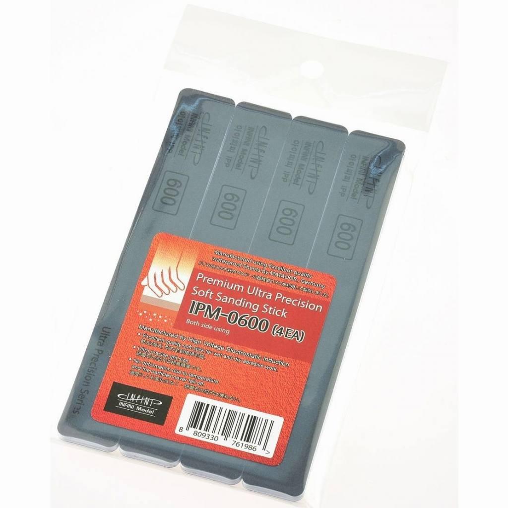 【新製品】IPM0600 ソフトスティックやすり 600番