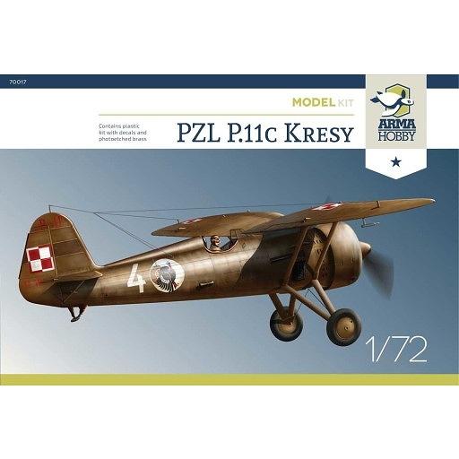 【新製品】70017 PZL P.11c 「東部辺境地域防衛隊」