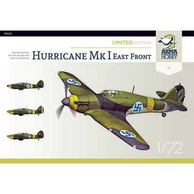 【新製品】70025 ホーカー ハリケーンMk.I 戦闘機 東部戦線 リミテッドエディション