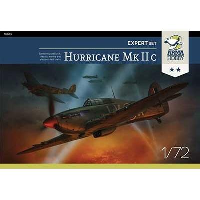 【新製品】70035 ホーカー ハリケーンMk.IIC 戦闘機 エキスパートセット