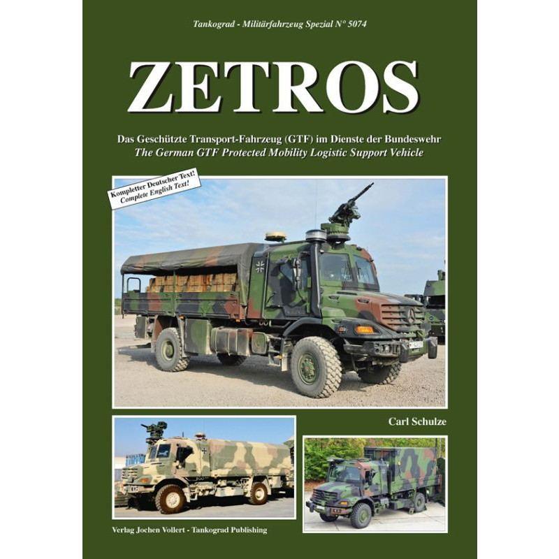 【新製品】5074 ドイツ連邦軍のメルセデス・ゼトロス トラック