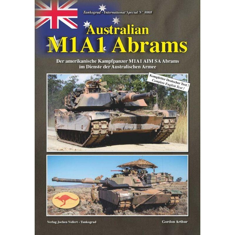 【新製品】8008 オーストラリア軍のM1A1エイブラムス