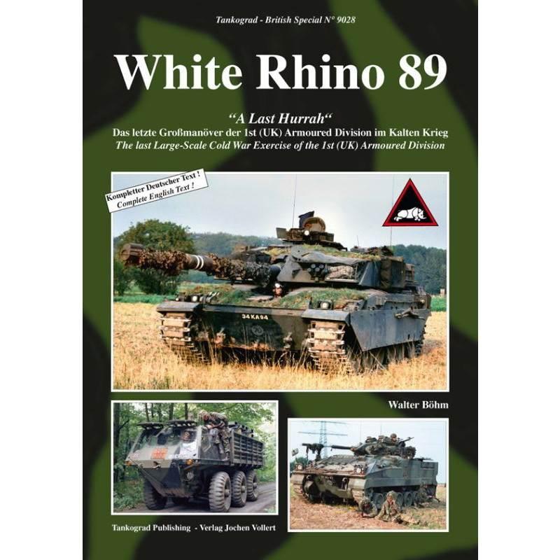 【新製品】9028 冷戦時代の英第1機甲師団 '89