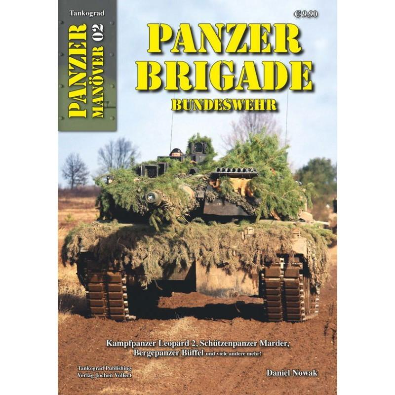【新製品】PzM-02 パンツァーマニューバー:02 独連邦軍 戦車旅団