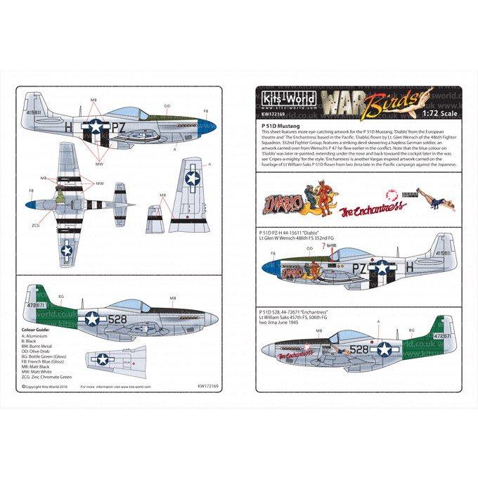 【新製品】KW172169 P-51D マスタング