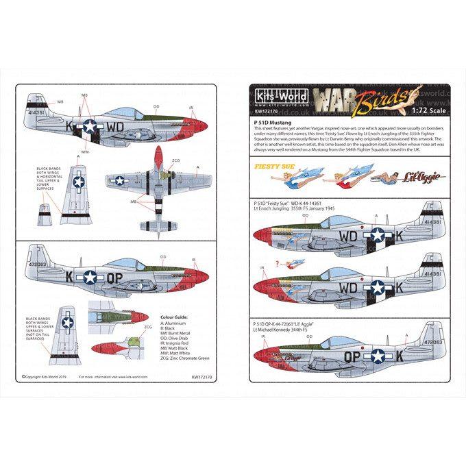 【新製品】KW172170 P-51D マスタング