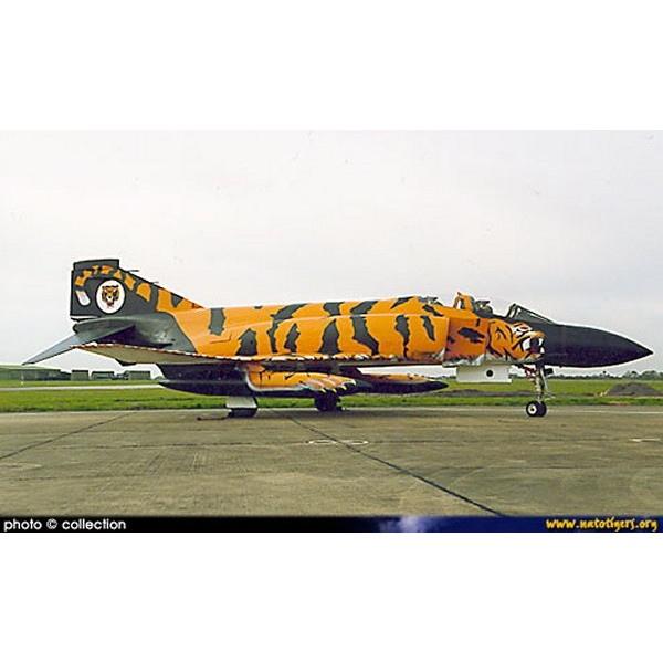 【新製品】48114 F-4M ファントムII FGR.2 XV404 タイガーミート1992 74Sqn.