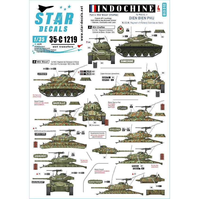 【新製品】35-C1219 仏 ベトナム戦争 第一次インドシナ戦争でのフランス極東派遣軍 #4