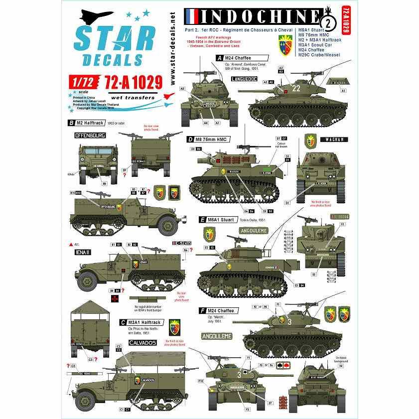 【新製品】72-A1029 仏 ベトナム戦争 第一次インドシナ戦争でのフランス極東派遣軍 #2
