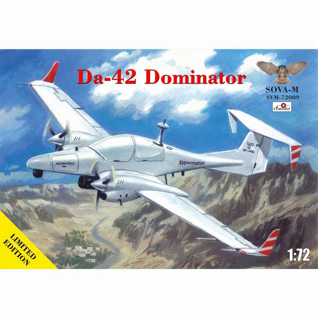 【新製品】SVM-72009 Da-42 ドミネーター 無人偵察機