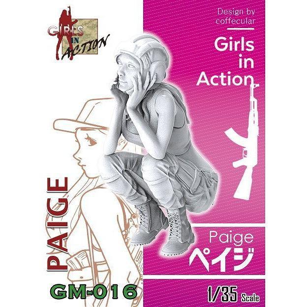 【新製品】GM-016 ペイジ