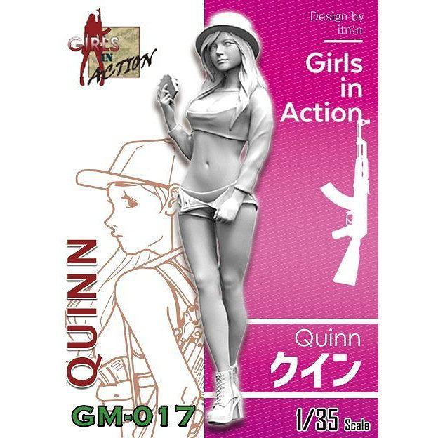 【新製品】GM-017 クイン