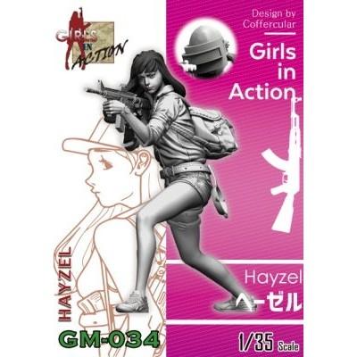 【新製品】GM-034 ヘーゼル