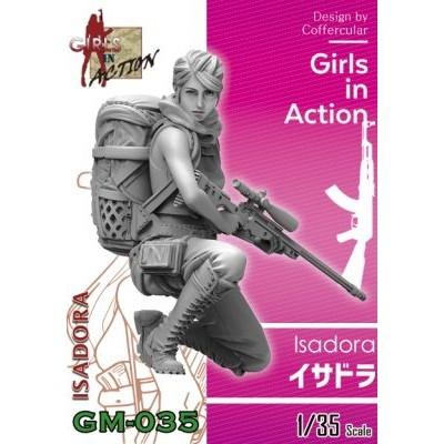 【新製品】GM-035 イサドラ