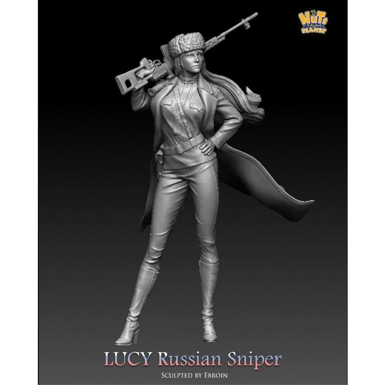 【新製品】NP35001 現用ロシア狙撃兵 ルーシー