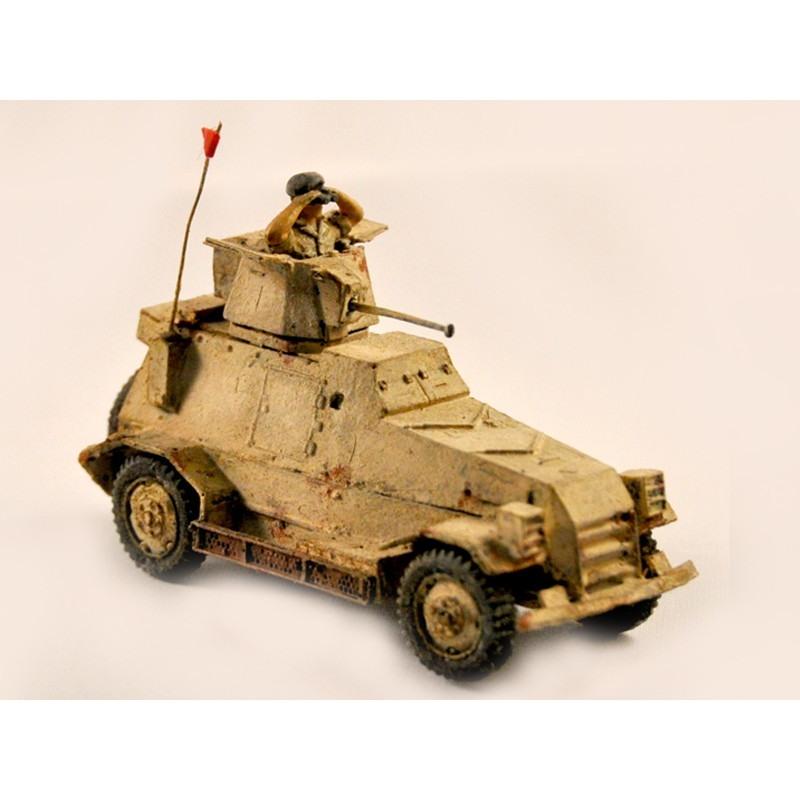 【新製品】GI 001 WWII イギリス マーモン・ヘリントン装甲車 マークIII