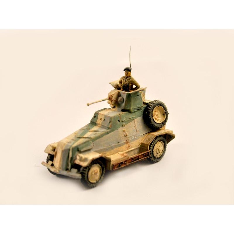 【新製品】GI 002 WWII イギリス マーモン・ヘリントン 装甲車 マークVIIIA