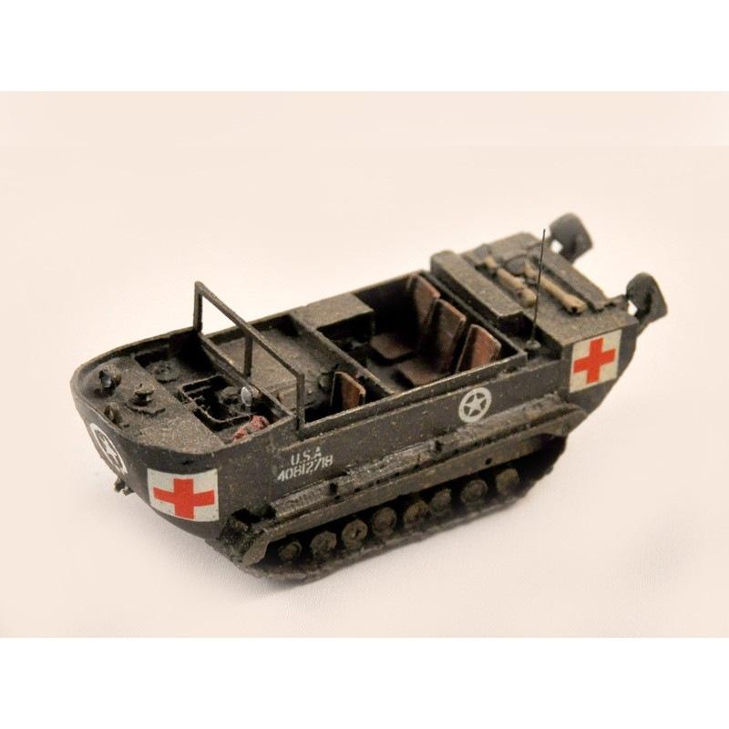 【新製品】GI 008 WWII アメリカ M29C ウォーターウィーゼル 水陸両用輸送車