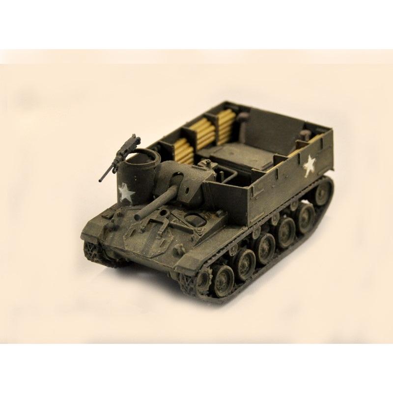 【新製品】GI 012 アメリカ M37 105mm自走榴弾砲