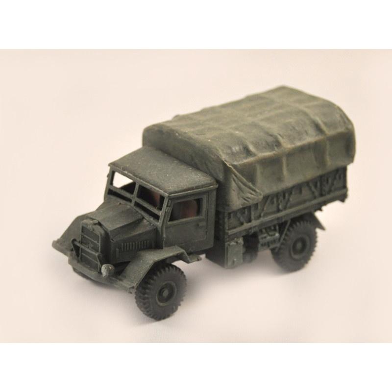 【新製品】GI 013 WWII イギリス モーリス C9/FWD トラック 1940