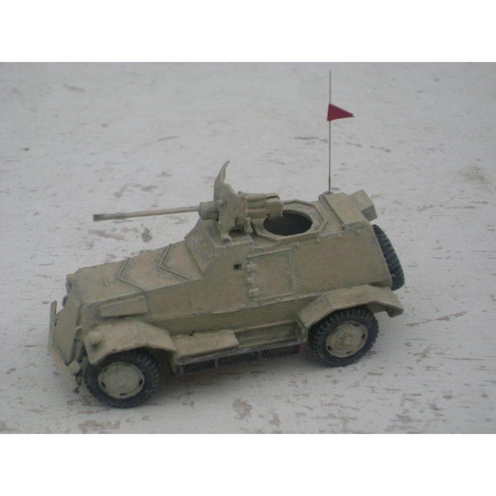【新製品】GI 014 WWII イギリス マーモン・ヘリントン装甲車 マークIII 25mm対戦車砲搭載型