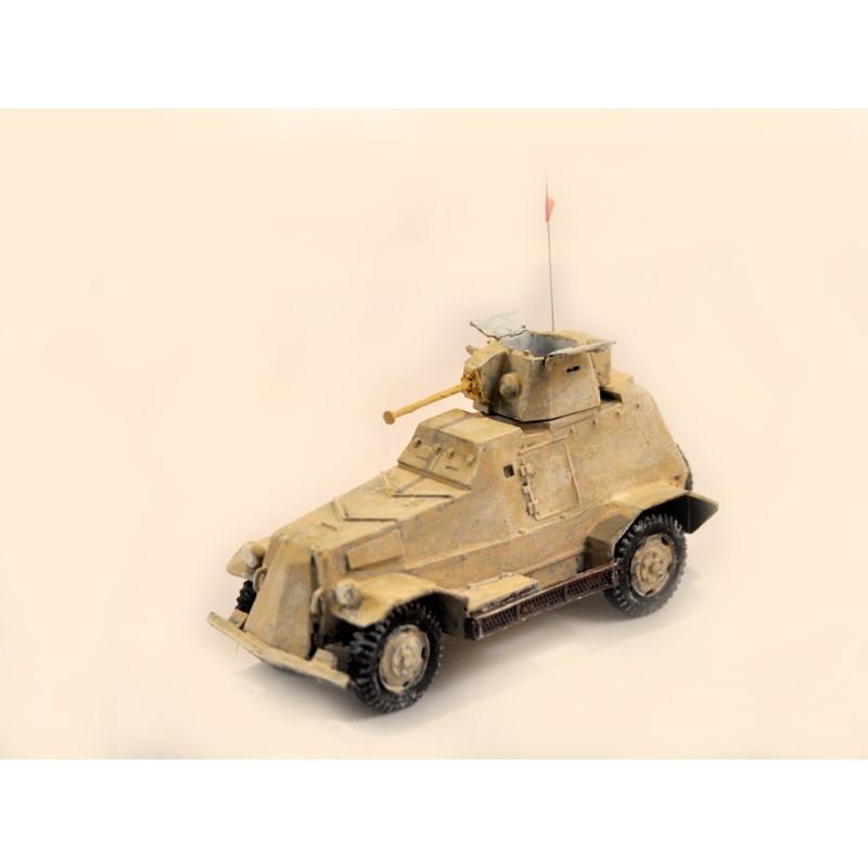【新製品】GI 015 WWII イギリス マーモン・ヘリントン装甲車 マークIII 後期型